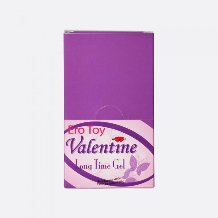 발렌타인 롱타임팩젤 20개입 각 10ml