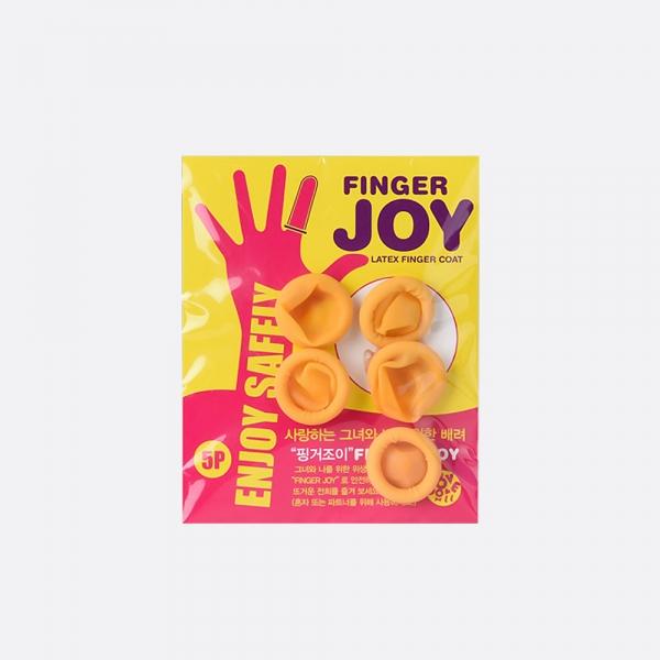 핑거 조이 손가락 콘돔(5P)