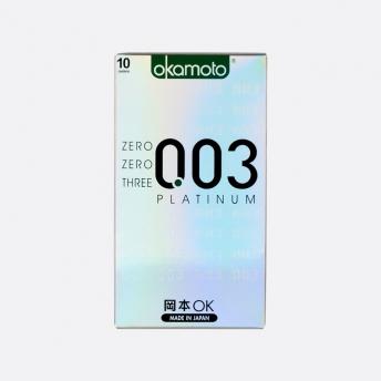 오카모토 003 제로제로쓰리(10P)