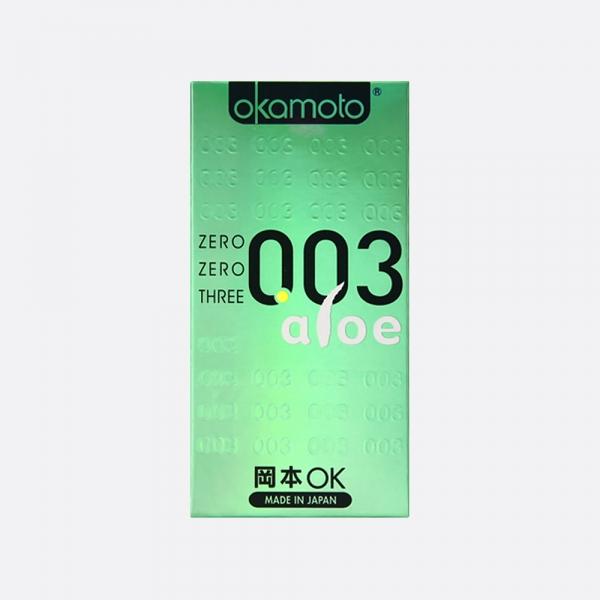 오카모토 003 알로에(10P)