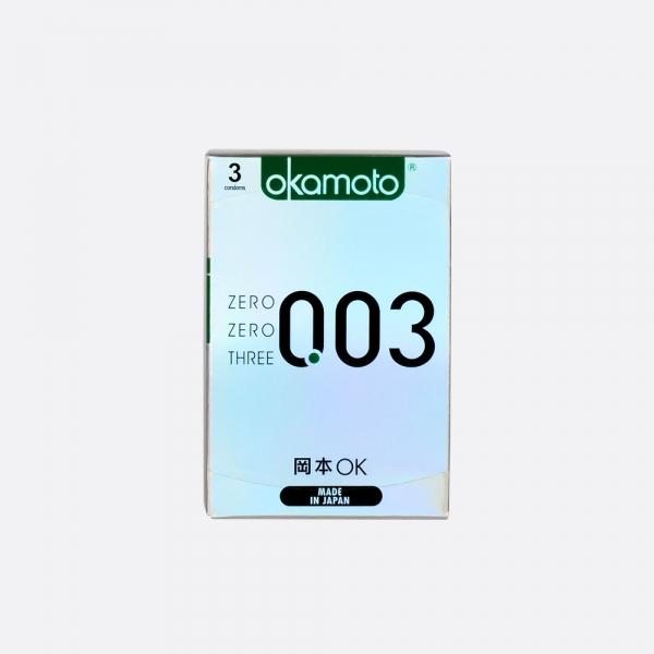 오카모토 003 제로제로쓰리(3P)