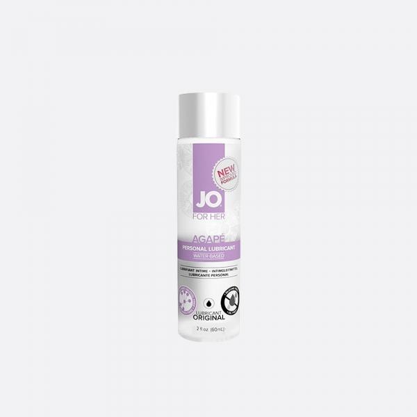 JO(제이오) For Her 아가페 워밍 60mL ( 수용성-무글리세린/무파라벤)