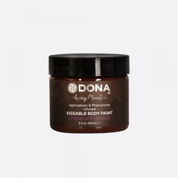 DONA(도나) 바디페인트 초콜릿 무스