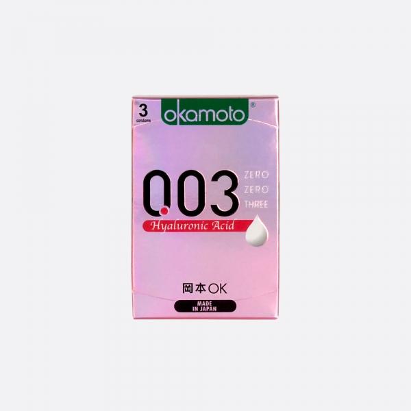 오카모토 003 히알루론산(3P)