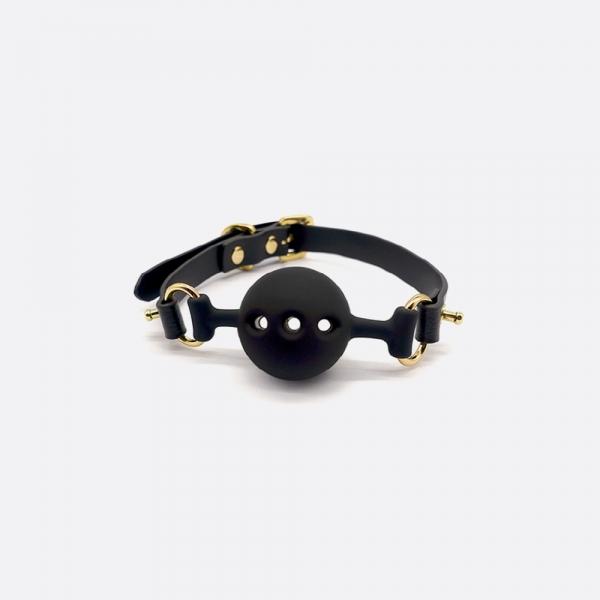 Silicone Breathable Small Ball Gag